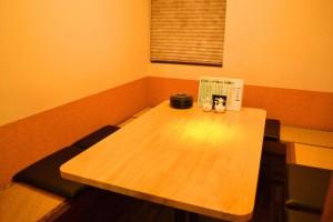 ご会食・ご宴会用の個室